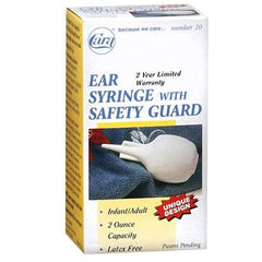 Buy Ear Syringe with Safety Guard 2 oz by Cara online | Mountainside Medical Equipment
