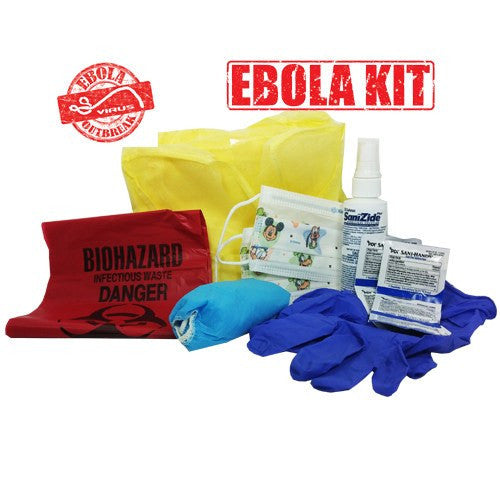 Ebola Virus Protection Kit, Pediatric Size