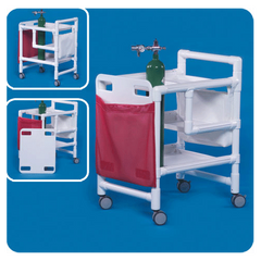 Buy PVC Emergency Cart by Innovative Products Unlimited from a SDVOSB | Medical Furniture