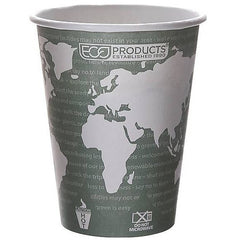 Eco-Products World Art Design 12 oz Paper Hot Cups, 1000/Case for Kitchen & Bathroom by n/a | Medical Supplies