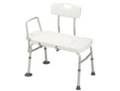 Bath Tub Transfer Bench with Adjustable Height for Transfer Benches by Guardian Mobility | Medical Supplies