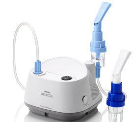 Respironics Elegance Nebulizer Machine with Treatment Cup Mouthpiece