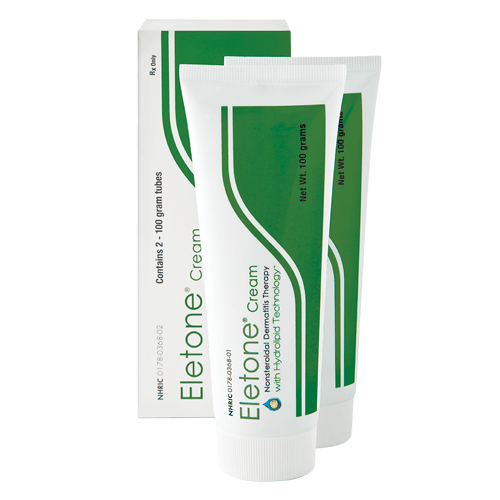 Eletone Dermatitis Skin Cream - Eczema Relief Cream - Mountainside Medical Equipment