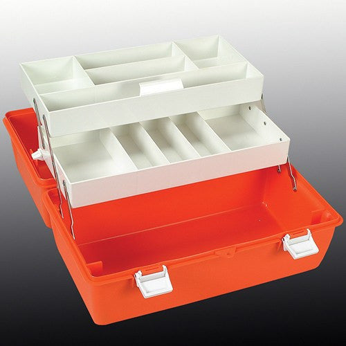 Emergency Box with Locking Security Seal Eyelets