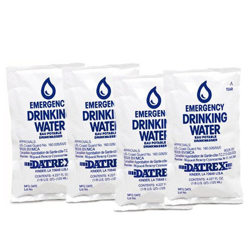 Buy Emergency Drinking Water 10 Pack online used to treat Natural Disaster Response Supplies - Medical Conditions
