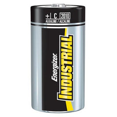 Energizer Industrial Alkaline C Battery for Power Sources by Energizer Battery | Medical Supplies