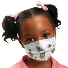 Buy Childrens Protective Face Masks 75/Box by Kimberly Clark online | Mountainside Medical Equipment