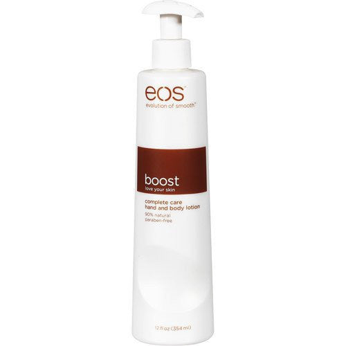 Buy EOS Boost Complete Care Body Lotion 12 oz by Rochester Drug from a SDVOSB | Skin Care