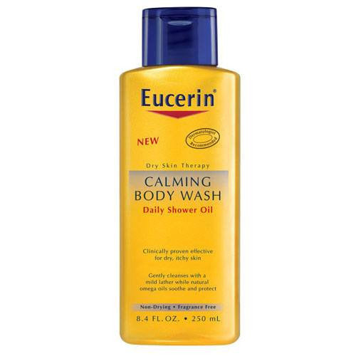 Buy Eucerin Calming Body Wash 8.4 oz used for n/a by Beiersdorf