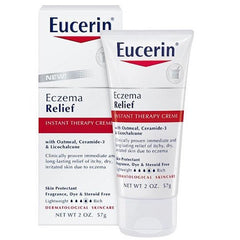 Eucerin Eczema Relief Instant Therapy Creme for Eczema by n/a | Medical Supplies