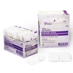 Buy Excilon AMD Drain Sponges 4 x 4 by Covidien /Kendall online | Mountainside Medical Equipment