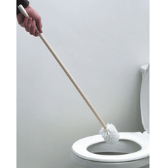 "Buy Extended Toilet Brush 30"" Handle used for Daily Living Aids by Drive Medical"