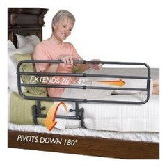 Buy EZ Adjust Bed Rail with Coupon Code from Stander Sale - Mountainside Medical Equipment