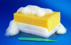 Buy BD EZ Surgical Scrub Brush with Povidone Iodine 30/bx by BD wholesale bulk | Operating Room Supplies