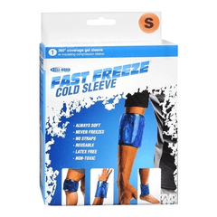Buy Fast Freeze Cold Therapy Sleeve, 360 Degree Coverage by Bell-Horn wholesale bulk | Hot & Cold Packs