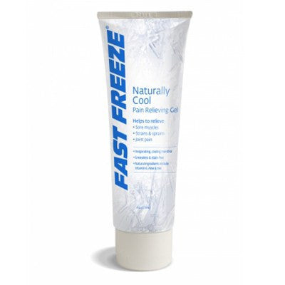 Fast Freeze Pain Relieving Gel 4 oz