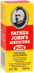 Buy Father Johns Medicine Plus by Oakhurst Company wholesale bulk | Cold Medicine