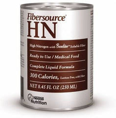 Buy Fibersource HN 8 oz Cans 24/Case with Coupon Code from Nestle Health Science Sale - Mountainside Medical Equipment
