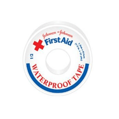First Aid Waterproof Tape for Tapes & Wound Closures by Johnson & Johnson | Medical Supplies