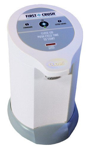 Buy First Crush Gen 2 Automatic Electric Pill Crusher by First Crush from a SDVOSB | Vitamins, Minerals & Supplements