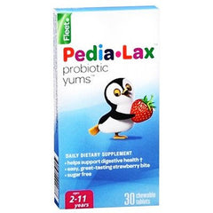 Buy Fleet Pedia Lax Probiotic Yums by C.B. Fleet Company | SDVOSB - Mountainside Medical Equipment