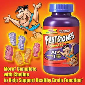 Flintstones Complete Chewable Vitamins (60 Tablets)