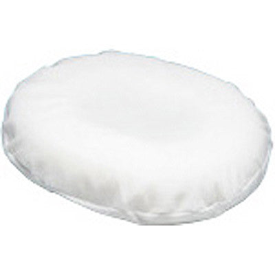 Carex Foam Invalid Seat Cushion with Removable Cover
