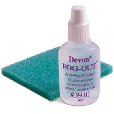 Devon FOG-OUT Anti-Fog Solution 6cc 48/Case - Operating Room Supplies - Mountainside Medical Equipment