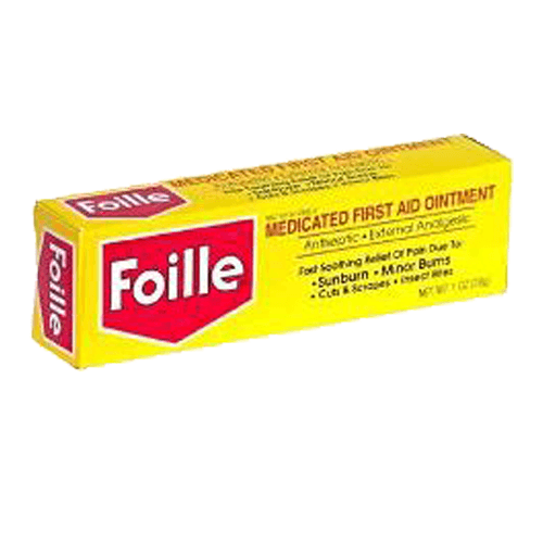 Foille Medicated First Aid Ointment