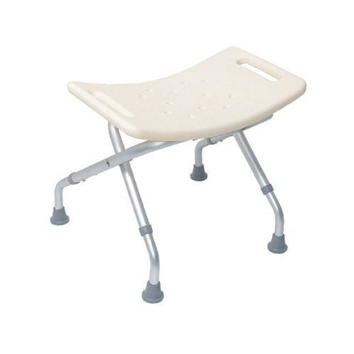 Buy Folding Bath Bench For Showers by Briggs Healthcare/Mabis DMI online | Mountainside Medical Equipment