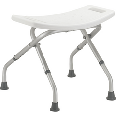 Folding Bath Bench with Optional Back for Bath Benches by Drive Medical | Medical Supplies