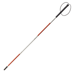 Buy Folding Blind Cane with Wrist Strap, 46 Inch Length online used to treat Canes - Medical Conditions