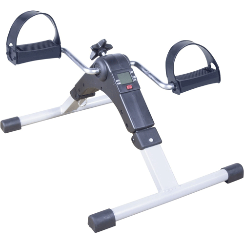 Folding Exercise Peddler with Electronic Display - Exercise and Fitness - Mountainside Medical Equipment