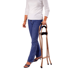 Buy Folding Seat Cane For Sitting and Walking online used to treat Canes - Medical Conditions