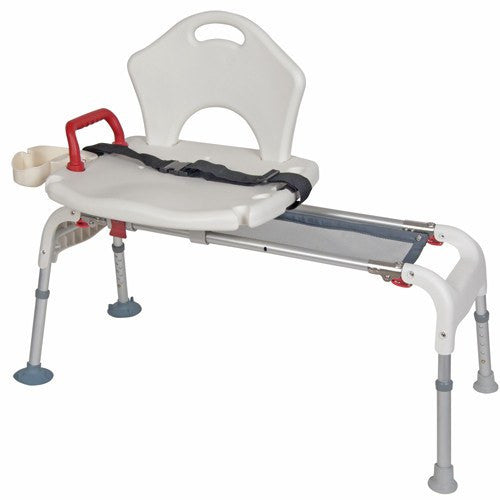 Sliding Bathtub Transfer Bench - Bath Benches - Mountainside Medical Equipment