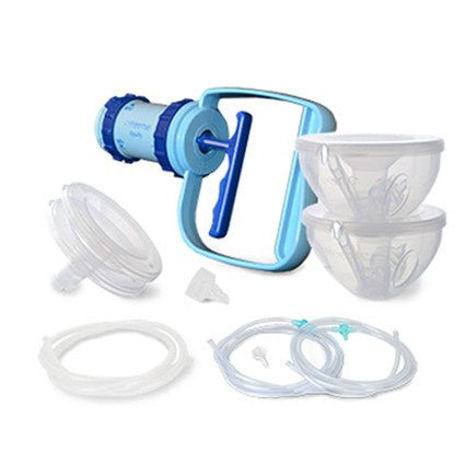 Freemie Equality Manual Breast Pump Deluxe Set