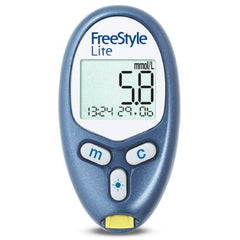 Buy FreeStyle Lite Blood Glucose Monitoring System online used to treat Diabetes Supplies - Medical Conditions