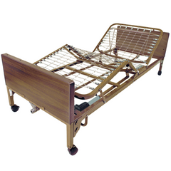 Drive Medical Full Electric Hospital Bed for Hospital Beds by Drive Medical | Medical Supplies