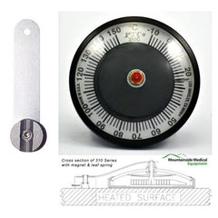 Buy Fully Enclosed Bi-Metal Surface Thermometer by n/a | Home Medical Supplies Online