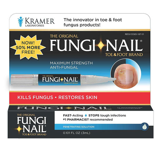 Buy Fungal Nail Treatment Pen online used to treat Nail Fungas Treatment - Medical Conditions
