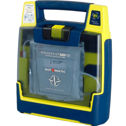 Cardiac Science Powerheart AED G3 Pro Automatic Defibrillator - Defibrillators - Mountainside Medical Equipment