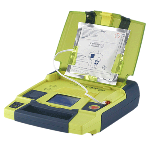 Buy Cardiac Science Powerheart AED G3 Pro Automatic Defibrillator online used to treat Defibrillators - Medical Conditions
