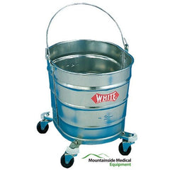 Buy Galvanized Steel Mop Bucket on Wheels, 26 Quart online used to treat Cleaning & Maintenance - Medical Conditions