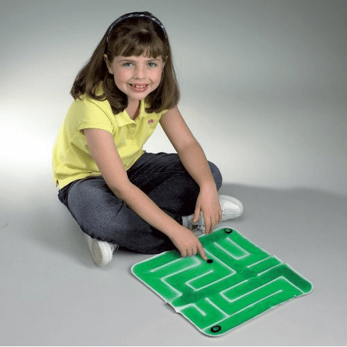 Gel Maze Sensory Stimulation Activity Pad