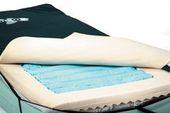 Buy Invacare Gel Foam Mattress Overlay by Invacare from a SDVOSB | Mattresses