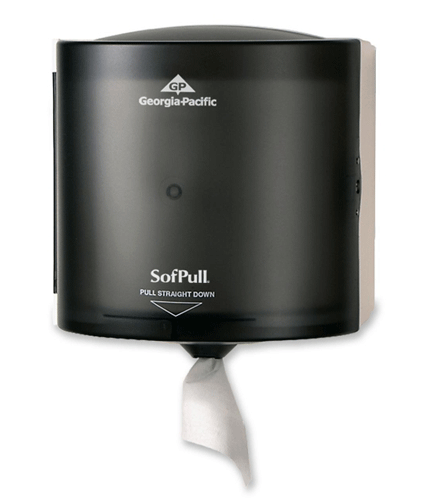 Georgia Pacific Sofpull Centerpull Towel Dispenser