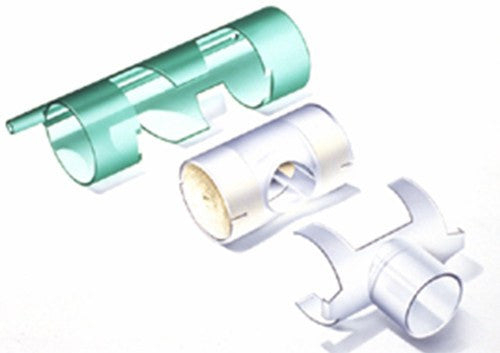 Buy Gibeck Trach-Vent Tracheostomy Vent online used to treat Trach Care Products - Medical Conditions