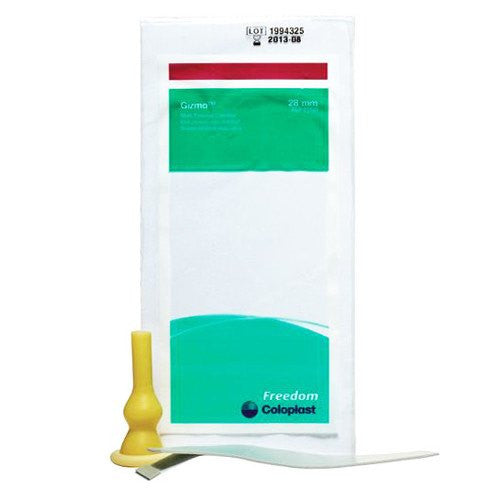Buy Gizmo Male External Catheter by Mentor/ Coloplast | SDVOSB - Mountainside Medical Equipment