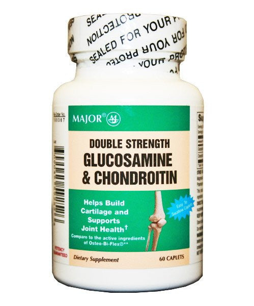 Buy Glucosamine and Chondroitin Supplement for Joint Health by Major Pharmaceuticals from a SDVOSB | Vitamins, Minerals & Supplements