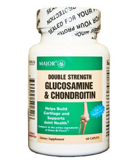 Glucosamine and Chondroitin Supplement for Joint Health for Vitamins, Minerals & Supplements by Major Pharmaceuticals | Medical Supplies